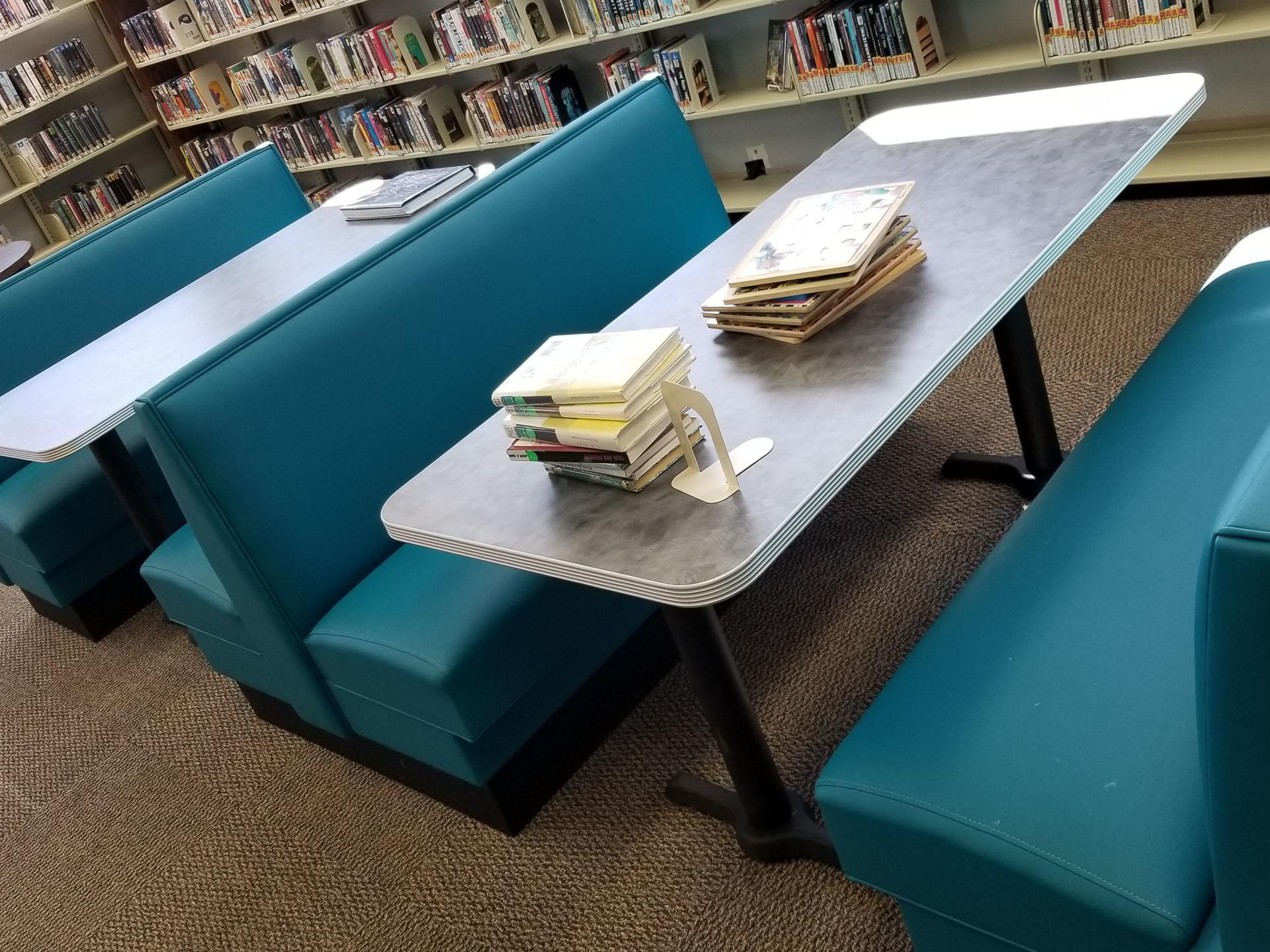 The Library Furniture Guy | Public Libraries